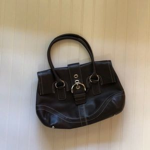 Coach Purse | Chocolate Brown | Gently used